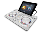 Pioneer DDJ-WeGO3 DJ console uses iOS device as music source