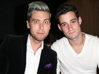 Lance Bass proposes to fiancé Michael Turchin again