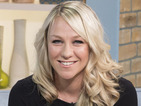 Chloe Madeley helps launch #NoFearGoSmear campaign on This Morning
