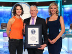 Susie Dent amuses Rachel Riley and Countdown fans with her latest Word of the Day.