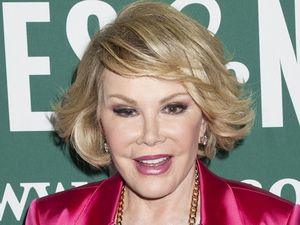 Joan Rivers 'Diary of a Mad Diva' book signing, Barnes and Noble, New York, America - 30 Jun 2014