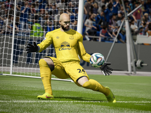 Tim Howard in FIFA 15