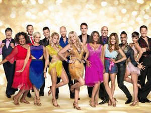 Strictly Come Dancing: The Class of 2014