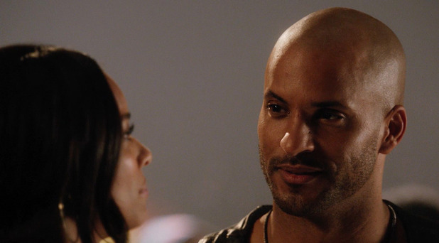 Ricky Whittle in Mistresses
