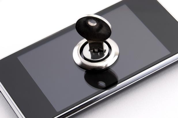 Unlocking a smartphone