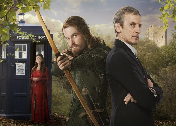 Doctor Who, 'Robot of Sherwood'