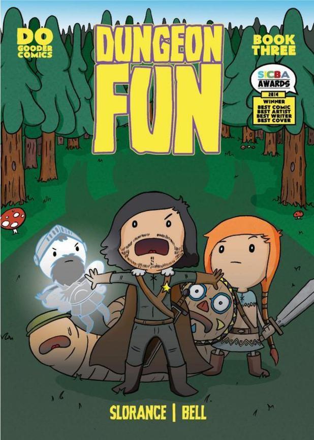 Dungeon Fun Book Three