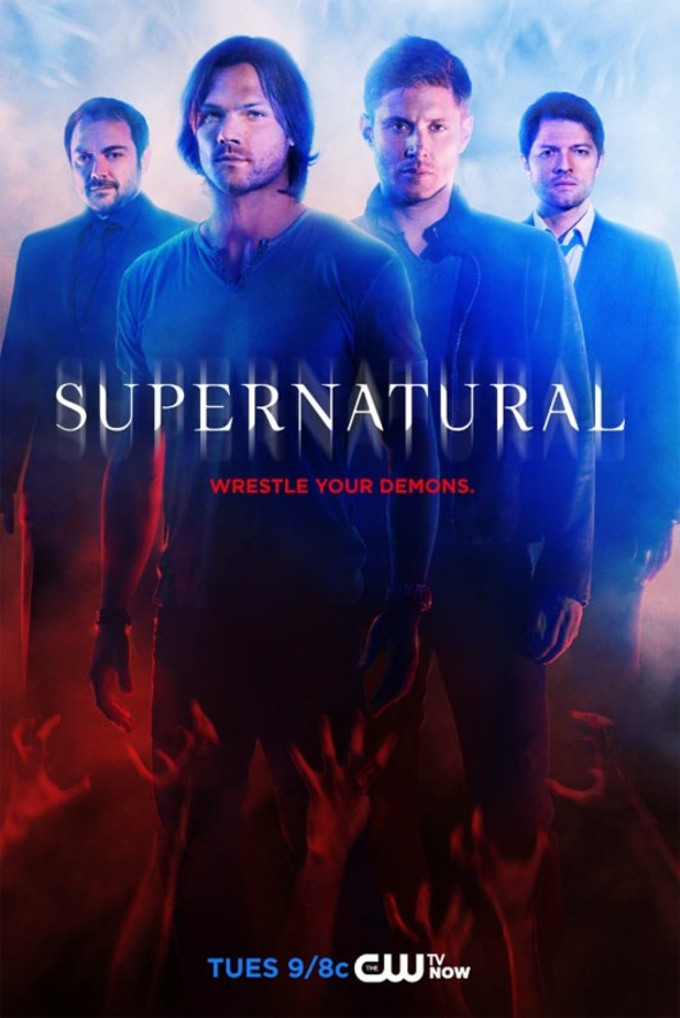 Supernatural: Season 10 poster
