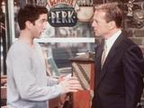 Friends:  David Schwimmer and Bruce Willis