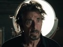 Al Pacino stars as a washed up actor in the adaptation of Phillip Roth's novel.