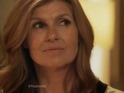 Rayna Jaymes makes a big decision, as television history is made in premiere.