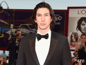 Hungry Hearts star Adam Driver is named Best Actor at the Venice Film Festival.