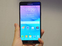 New top of the range handset from Samsung feels like a premium device should.
