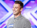 Jake Quickenden was sent home at Judges' Houses stage two years ago, but is back.
