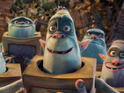 The Boxtrolls spends second weekend at top of UK box office