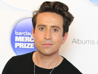 Nick Grimshaw: 'I've written songs, but I'll never release them'