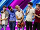 Overload wow the X Factor judges with original song No, No, No