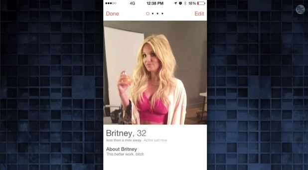 how to set up fake tinder profile