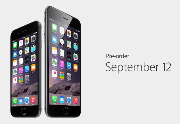 Apple iphone 6 release date in Sydney