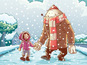 Langridge unveils Abigail & the Snowman