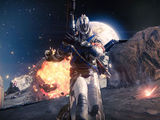Destiny is a persistent world shooter on consoles