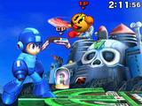 Super Smash Bros for 3DS features the roster as Wii U but includes exclusive stages