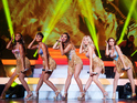 The girl group perform their biggest singles and some famous covers.