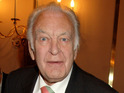 The actor passed away at his home in Kent, after several years of battling prostate cancer.