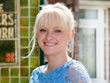 Katie McGlynn explains why Sinead Tinker will support Cilla in future episodes.