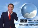 Maverick weatherman Tomasz Schafernaker strikes again.
