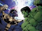 Jim Starlin working on Hulk vs Thanos miniseries