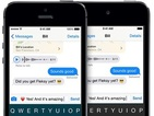 Smart keyboard app will be available as a free download when iOS 8 drops.