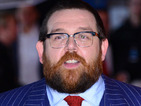 Nick Frost to appear in Doctor Who Christmas special
