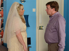 Will Sharon listen when Ian begs her not to marry Phil?