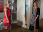EastEnders spoiler pictures: Ronnie and Roxy face a difficult week