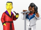 The Simpsons unveils guest star figurines to mark 25th anniversary