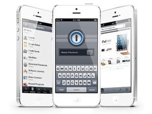 1Password app for iOS