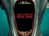 American Horror Story: Freak Show artwork