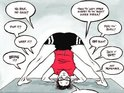 The Secret to Superhuman Strength turns its focus to the acclaimed cartoonist.