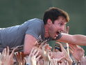 James Blunt, Kaiser Chiefs and Diversity were among the performers at the Closing Ceremony.