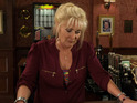 Liz seeks support from Eileen next week.