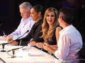 Did the right act leave on The X Factor tonight? Cast your vote.