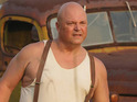 "Michael Chiklis says he had a ""phenomenal time"" filming Freak Show."