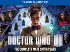 Doctor Who: Matt Smith complete Blu-ray collection for US