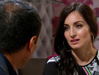 Emmerdale spoiler picture: Leyla Harding supports Jai Sharma