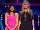 "Claudia Winkleman on Strictly hairstyle criticism: ""No fringe = bad"""
