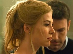 Rosamund Pike is a revelation in this screen adaptation of Gillian Flynn's best-selling novel.