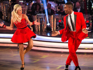 Simon Webbe and Kristina Rihanoff - Jive to 'Good Golly Miss Molly'