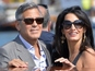 Clooney thanks wife Amal in Globes speech