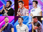 X Factor Top 6 Boys: Who would you pick?